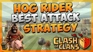 hog riders attack strategy