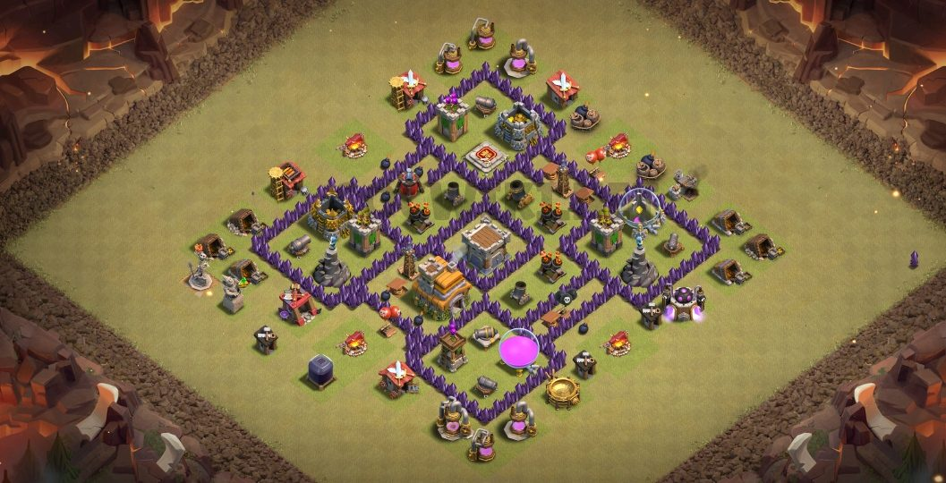 th7 war layout link anti 3 stars