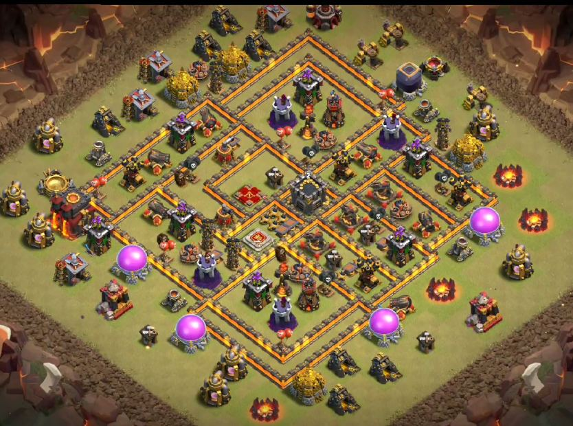 th10 war base link