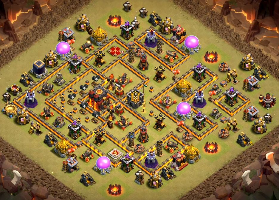 th10 war base anti 2 stars link