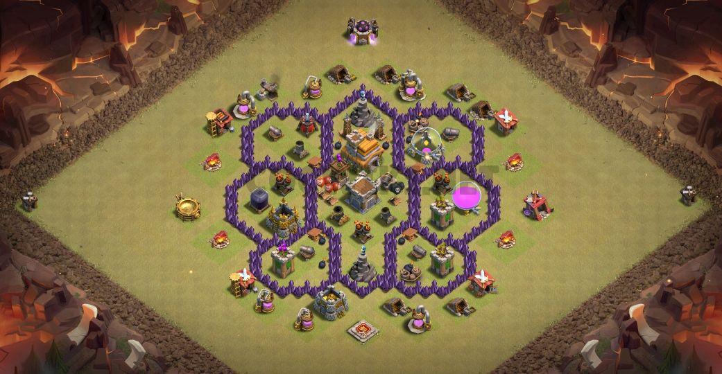 th7 war base layout
