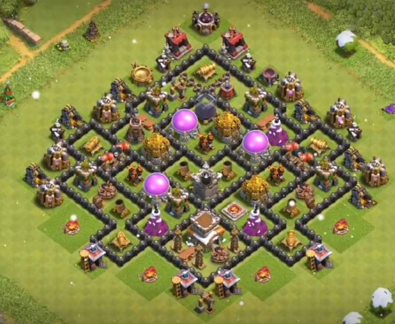 good th8 base