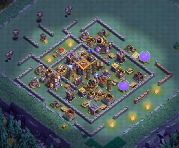 builder hall 9 layout anti 2 stars