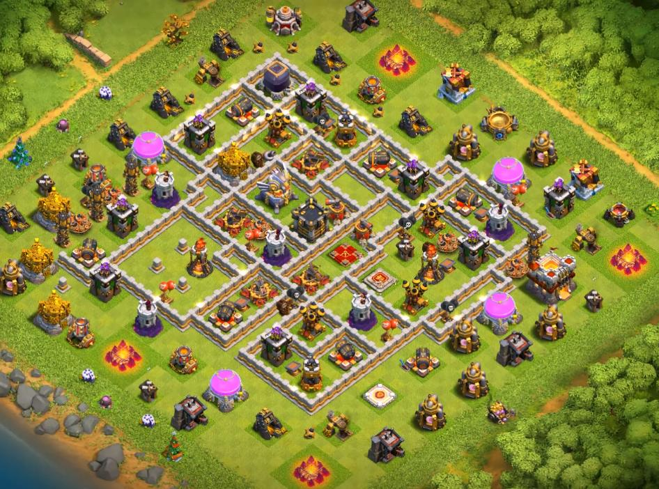th11 war base 2020