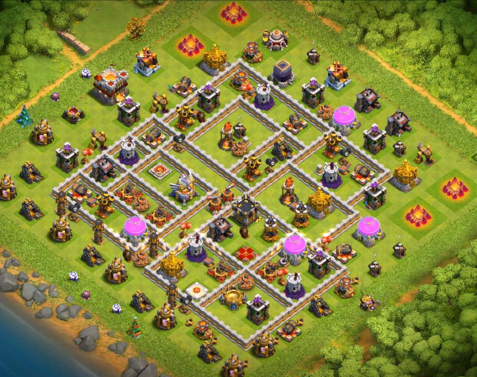 th11 war base link anti everything