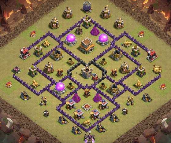centralized cc th8 war design link