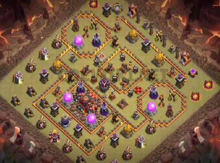 level 10 war design anti everything