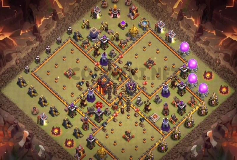 level 10 war layout link