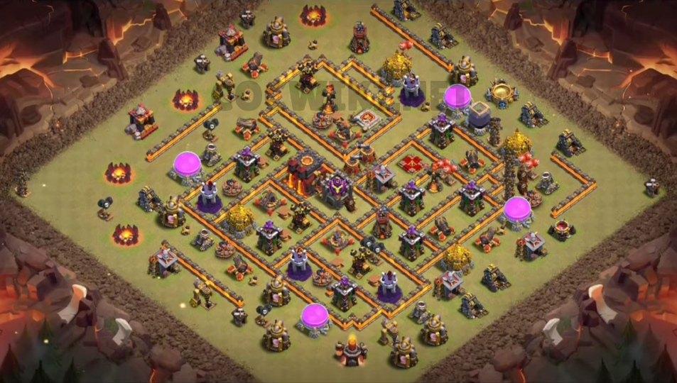 th10 war base layout