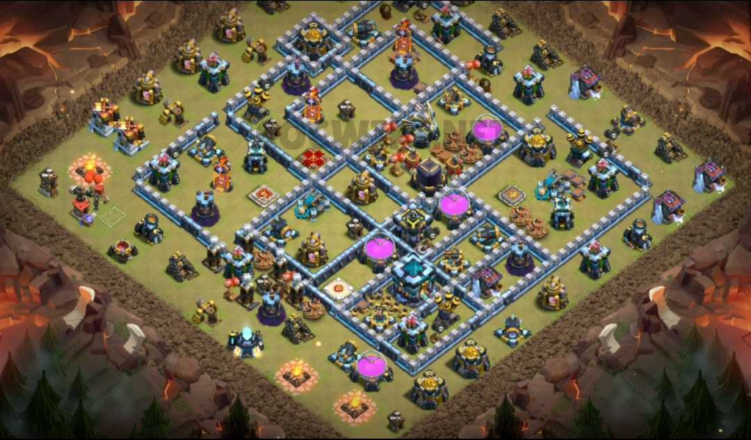 clash of clans town hall 13 base