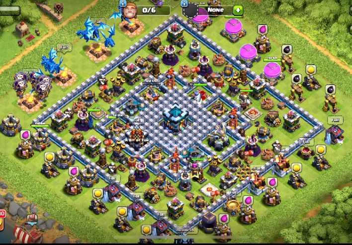 th13 war base link anti everything