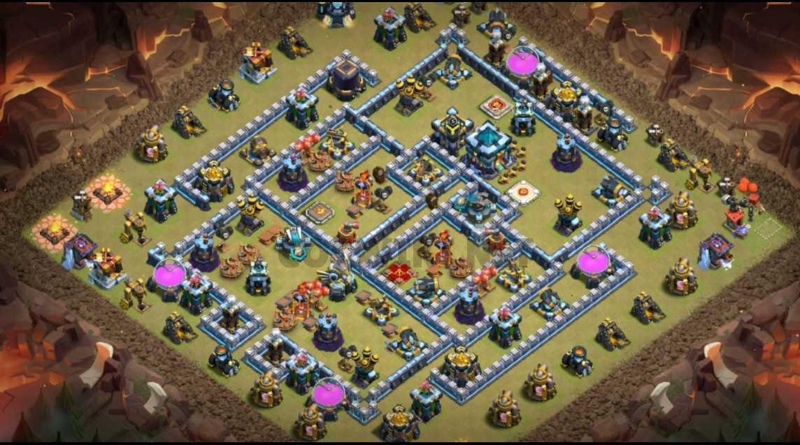 level 13 war design anti everything