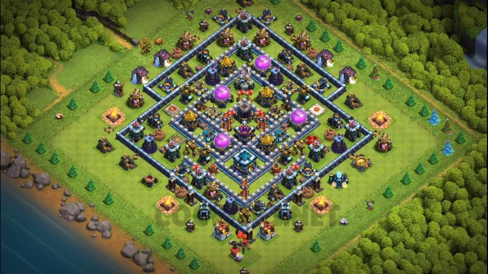 best town hall 13 farming base link anti everything