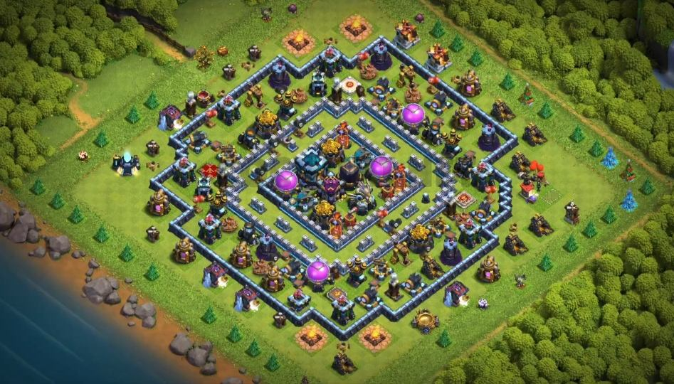 level 13 farming base link anti everything