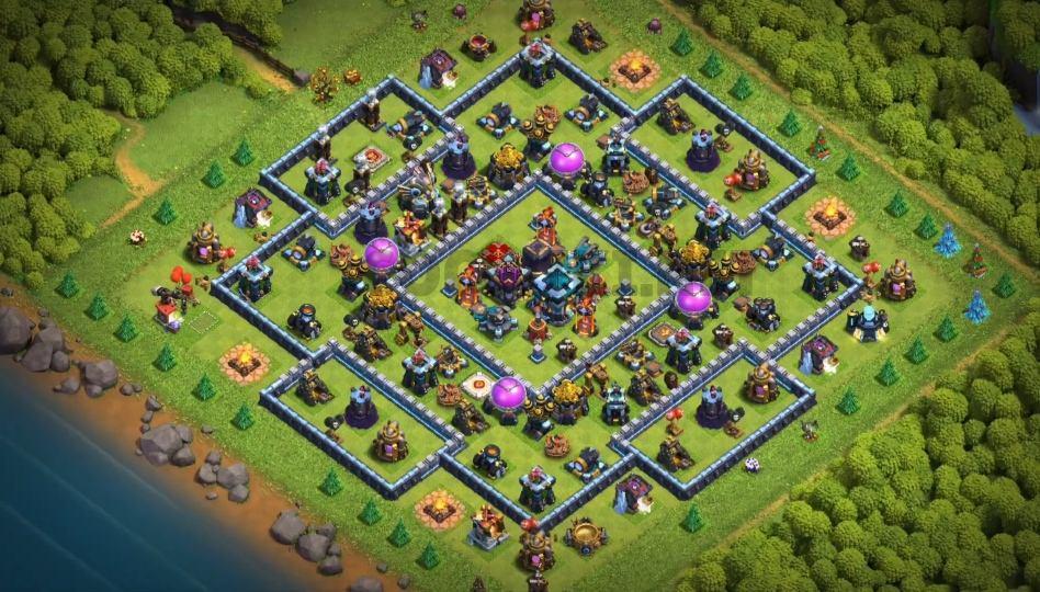 th13 farming layout link anti 3 stars