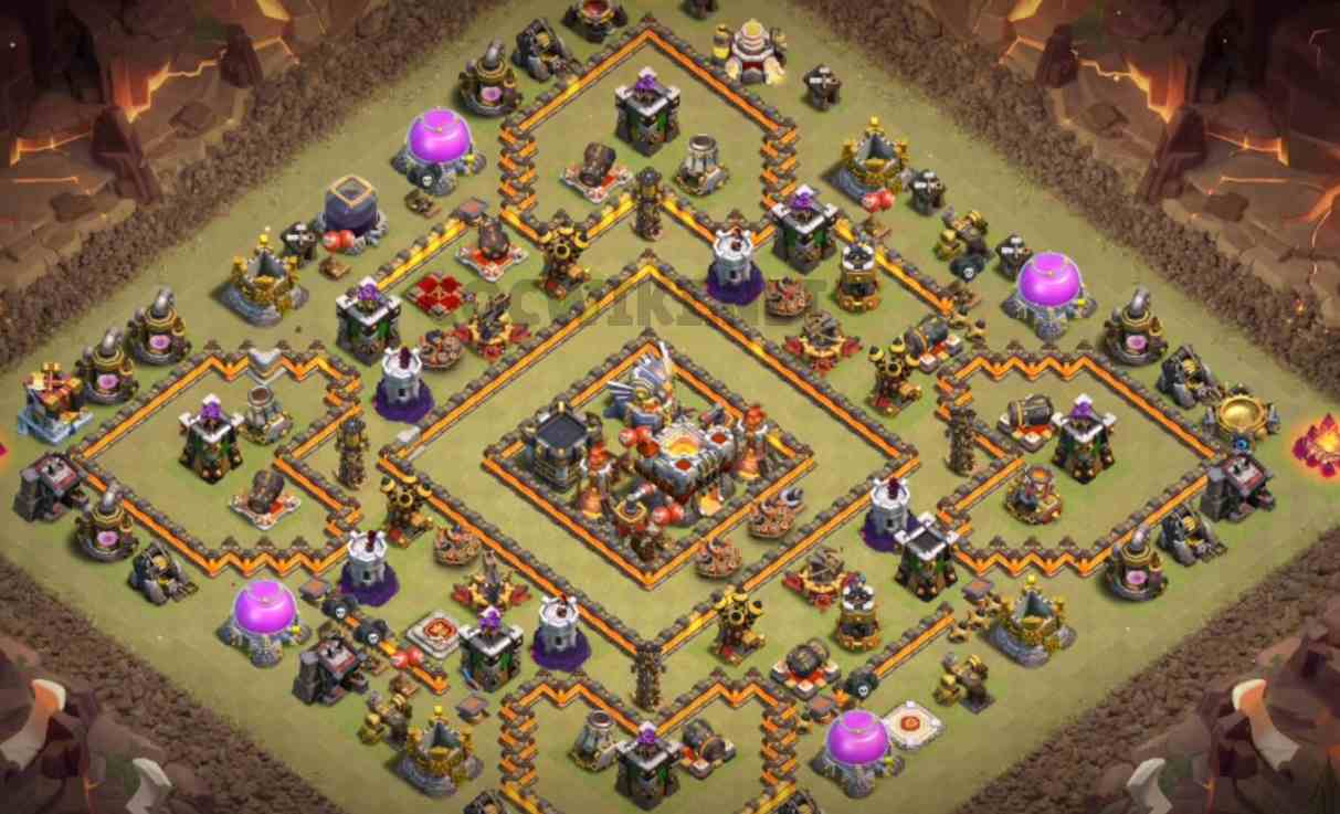 level 11 war design anti everything