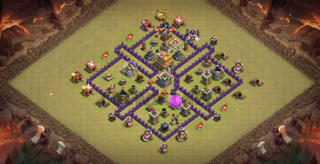 best th7 defense base link