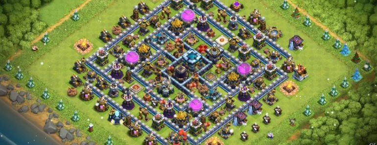 30+ Best TH13 Farming Base Links 2020 | Anti Everything